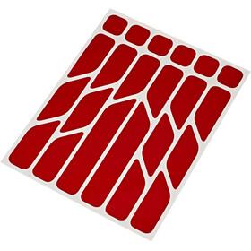 Riesel Design re:flex Reflective Stickers red